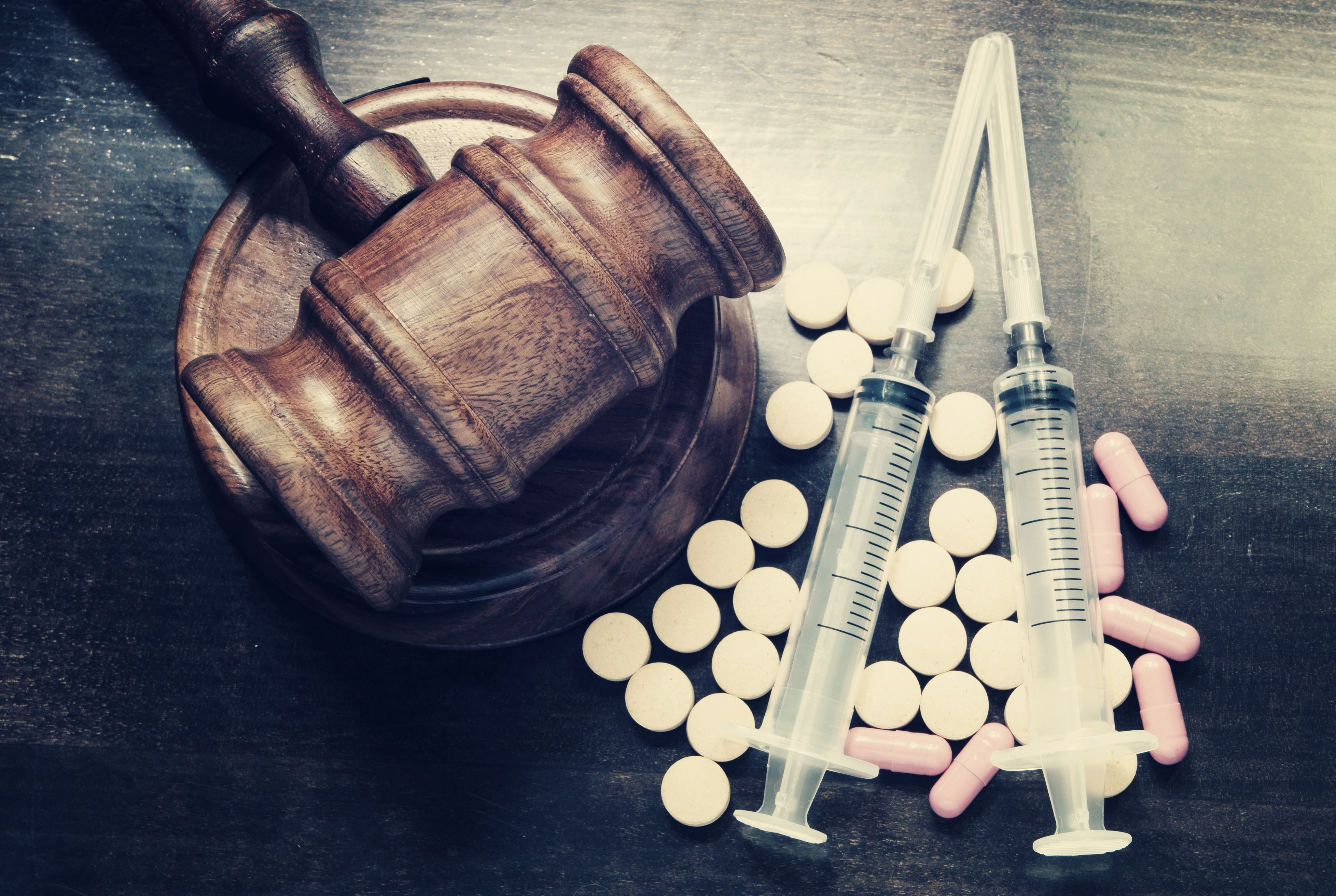 Gavel and drugs - Massachusetts drug classifications